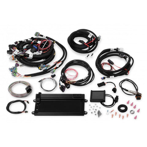 Brian Tooley Racing HOLLEY TERMINATOR LS KIT - 58x - 550-613
