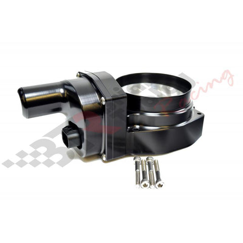 NICK WILLIAMS BILLET 102mm DBW THROTTLE BODY - BLACK