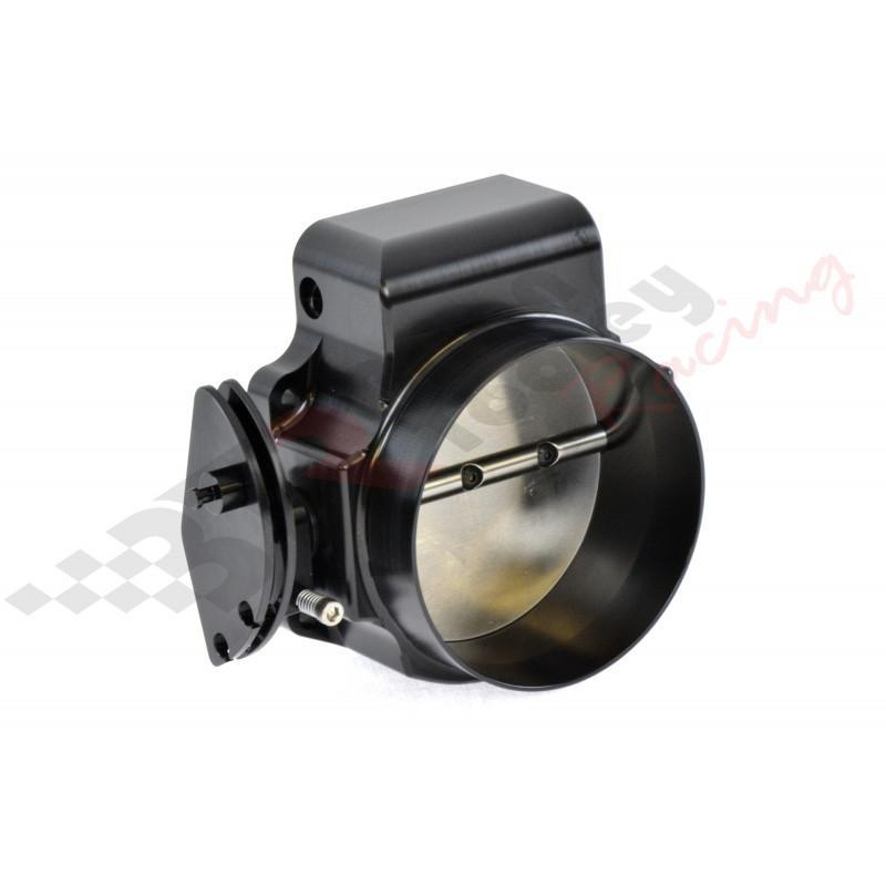 NICK WILLIAMS BILLET 102mm THROTTLE BODY - BLACK