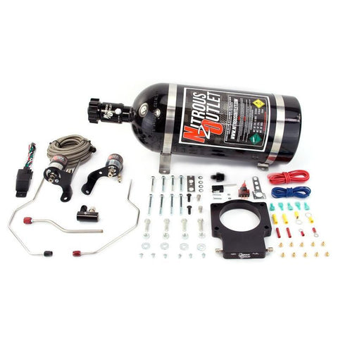 NITROUS OUTLET 08-09 G8 GT/GXP PLATE KIT - 00-10120-90-10
