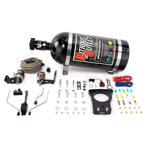 Brian Tooley Racing NITROUS OUTLET 98-02 F-BODY 78mm HARDLINE PLATE SYSTEM - 00-10118-78-00/10