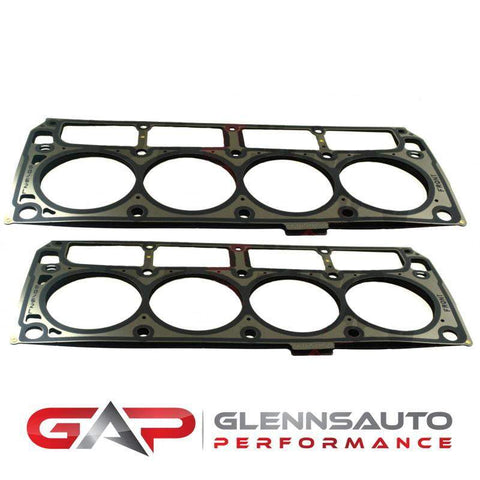 Brian Tooley Racing PAIR of Chevrolet Performance LS9 MLS Cylinder Head Gaskets - 12622033