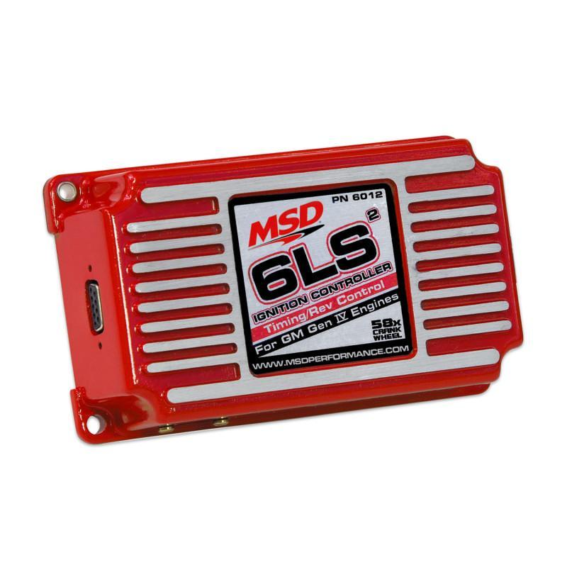 MSD 6LS LS IGNITION CONTROLLER 24X/58X