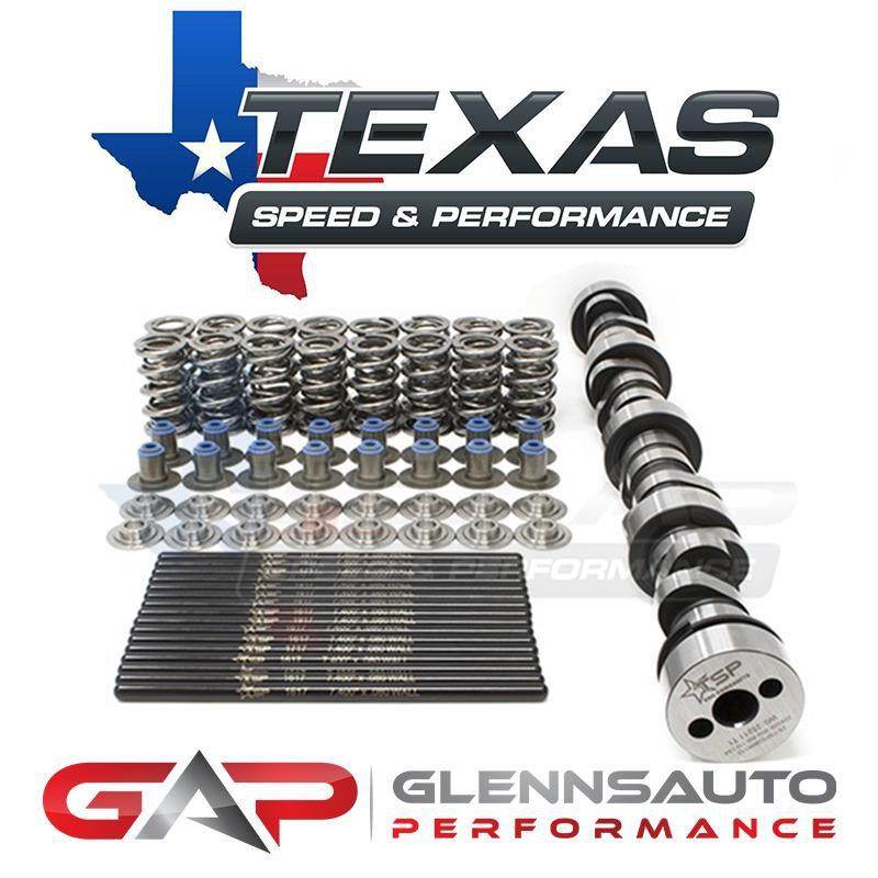 TSP CAMSHAFT PACKAGE - DUAL SPRING - LS1/LS2