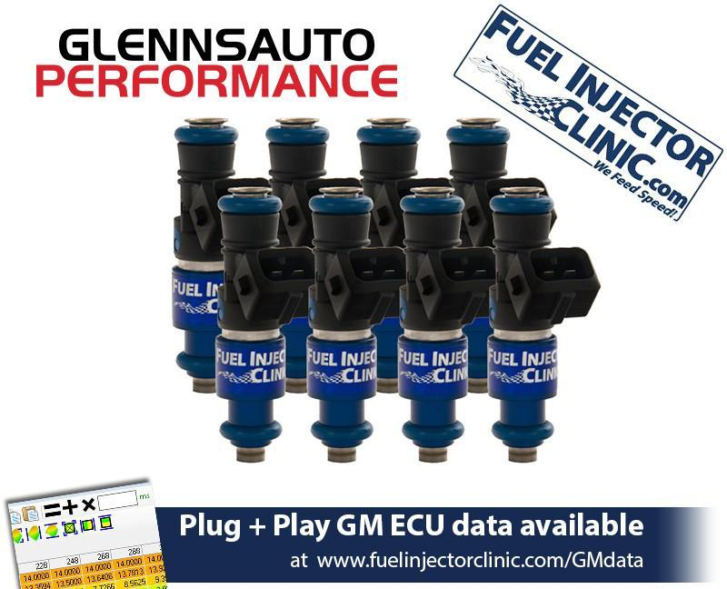 FUEL INJECTOR CLINIC - 1200cc - GM TRUCK IS304-1200H/IS305-1200H