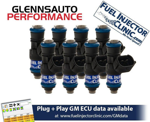 FUEL INJECTOR CLINIC - 2150cc - LS3/L99/L76/LS7 IS303-2150H
