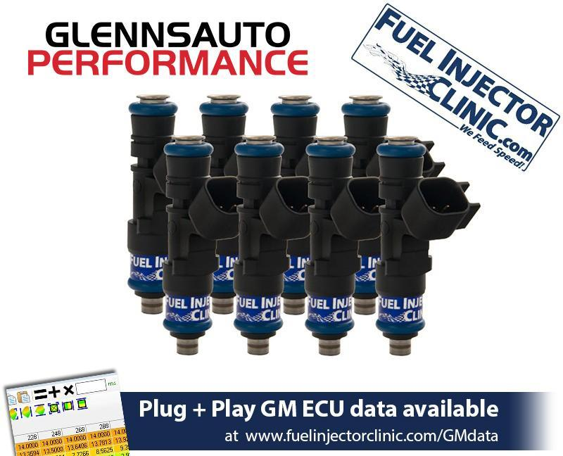 FUEL INJECTOR CLINIC - 365cc - LS2 IS302-0365H