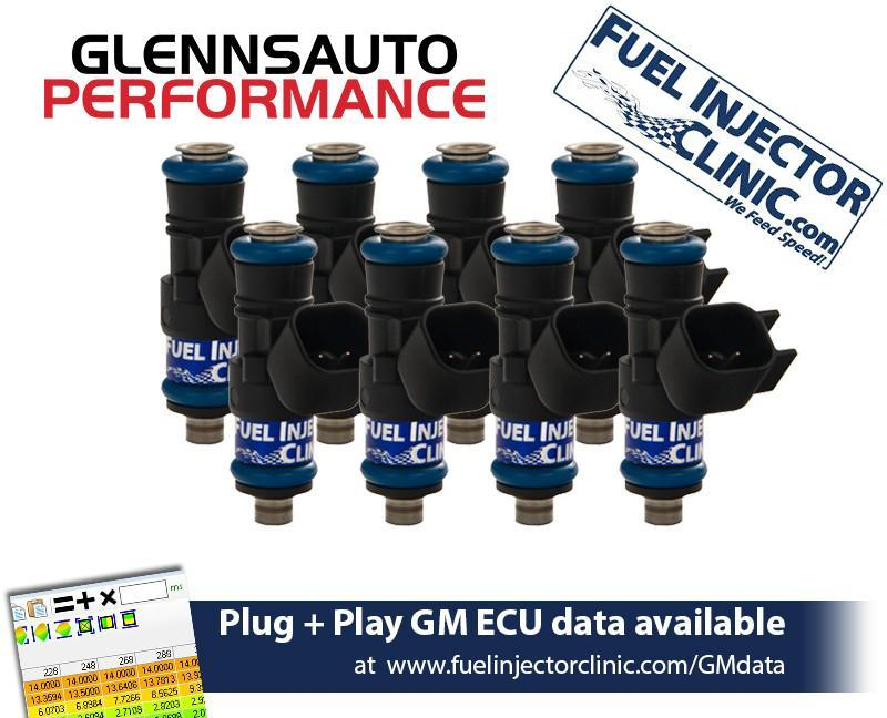 FUEL INJECTOR CLINIC - 525cc - GM TRUCK IS304-0525H/IS305-0525H