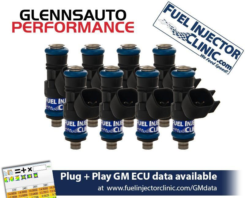 FUEL INJECTOR CLINIC - 660cc - LS3/L99/L76/LS7 IS303-0660H