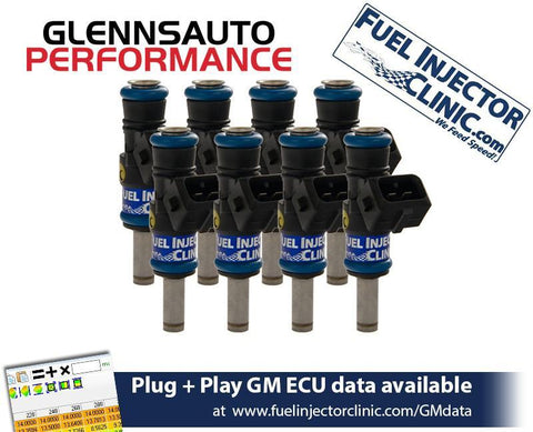 FUEL INJECTOR CLINIC - 850cc - LS3/L99/L76/LS7 IS303-0850H