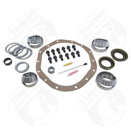 "Glenn's Auto Performance Yukon Gear Master Overhaul Kit For 2014+ GM 9.5"" 12 Bolt Differential"