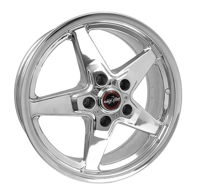 01-04 C5 Z06 Corvette - 92 Drag Star (Polished)