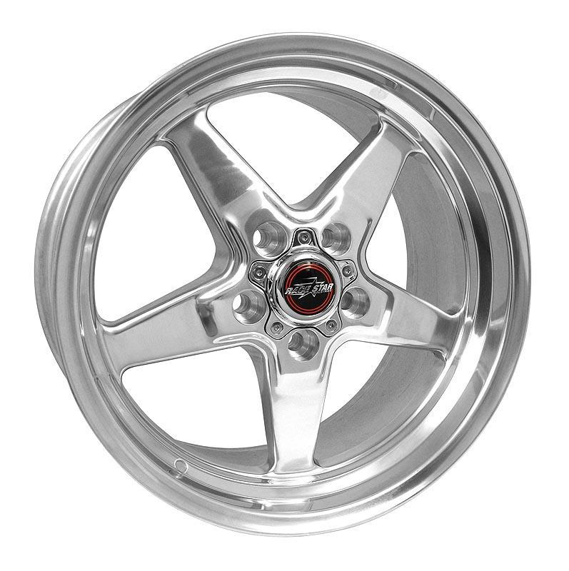 06-13 C6 Z06 Corvette - 92 Drag Star (Polished)