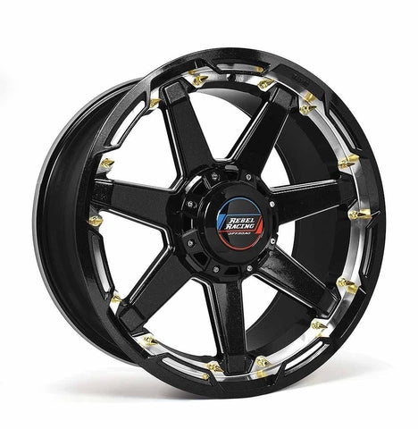 Rebel Racing Offroad GM 6-Lug 104 Scorpion