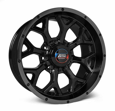 Rebel Racing Offroad GM 8-Lug 103 Recluse HD