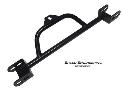 Speed Engineering Black 4L80E Conversion Crossmember 07-13 GM Truck (2WD)