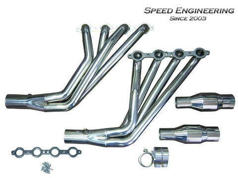 SPEED ENGINEERING LONG TUBE 10-15 CAMARO