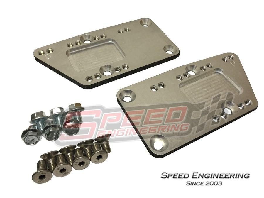 SPEED ENGINEERING LS ENGINE MOTOR MOUNT PLATES