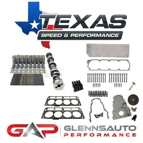 Texas Speed GEN IV L99 DOD & VVT Delete Kit w/ TSP LS3 Cam Kit