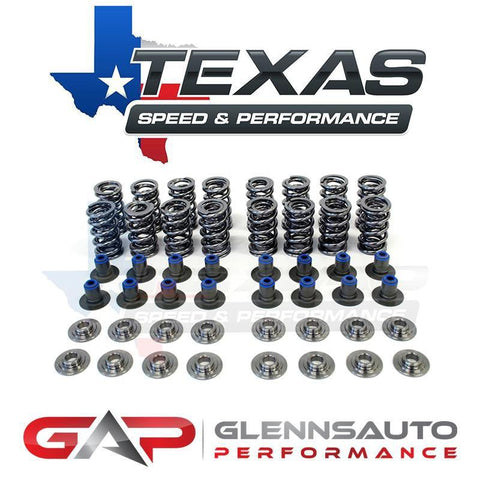 "Texas Speed TSP .660"" Lift Dual Valve Spring Kit"