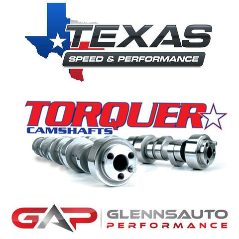 "Texas Speed TSP Torquer V2 Cam - 232/234 .600""/.600"""