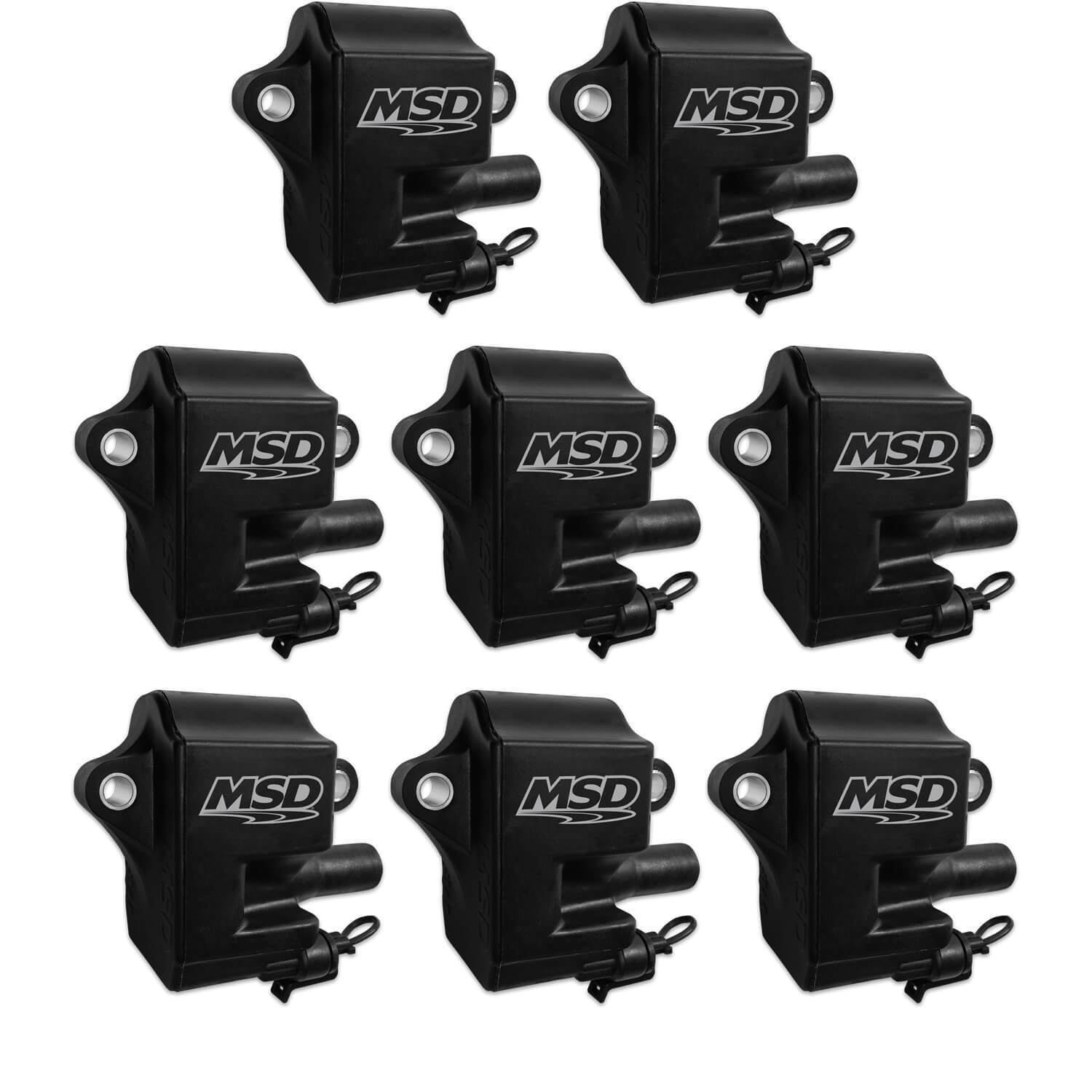 MSD Pro Power Coils - LS1/LS6 Engines - 828583