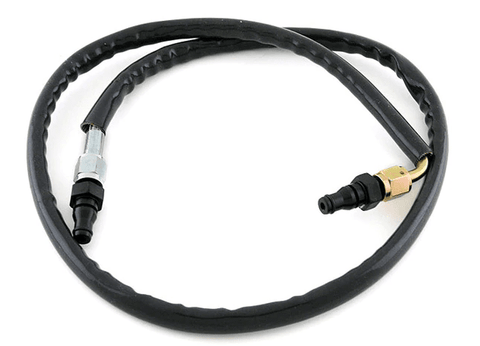 Tick Performance Tick Performance Braided Stainless Clutch Line for 10-15 Camaro & 09-15 CTS-V - TP5GBL