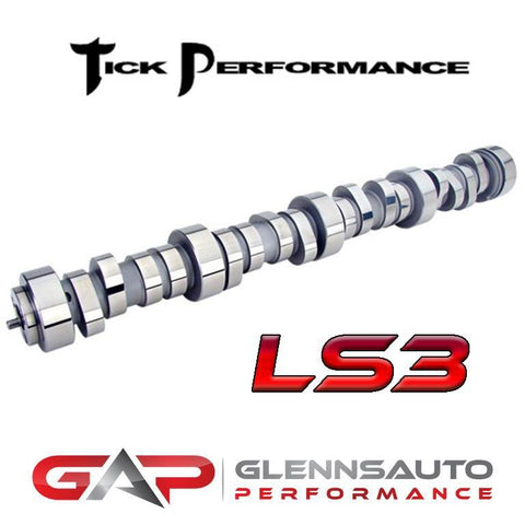Tick Performance Elite Series Camshaft for LS3 & L99 Engines - CHOOSE YOUR CAM