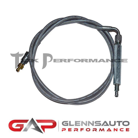 Tick Performance Tick Performance QUICK Install Remote Clutch SPEED Bleeder Line for GTO/F-Body