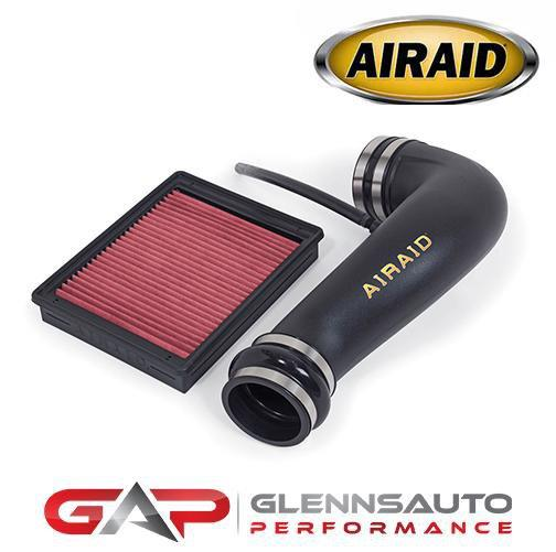 Airaid Jr. Cold Air Intake Kit w/ Filter - 07-13 GM Truck - 201-796