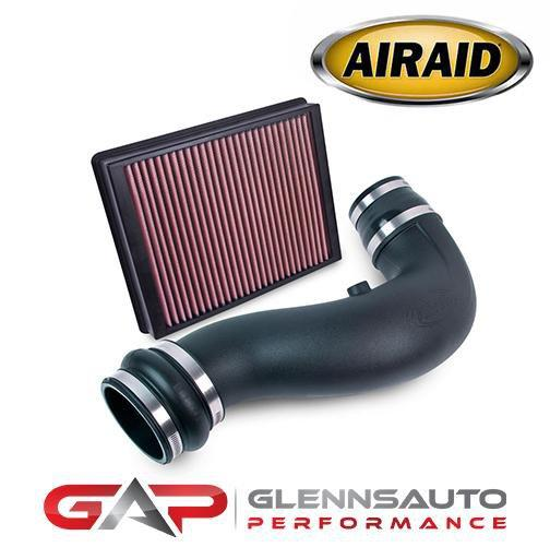 Airaid Jr. Cold Air Intake Kit w/ Filter - 14-19 GM Truck 5.3L - 200-785