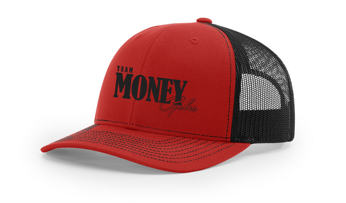 TeamMoneyCycles Signature Snapback
