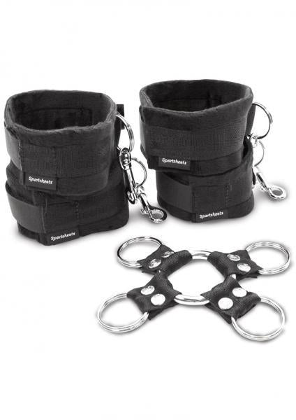 5-piece Hog Tie And Cuff Set - Romance Keeper
