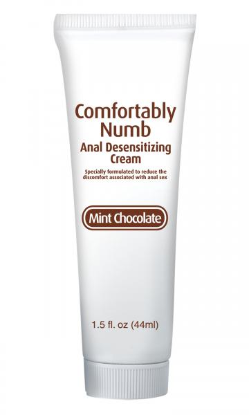 Comfortably numb anal desensitizing cream  - mint chocolate - Romance Keeper (1055298584619)