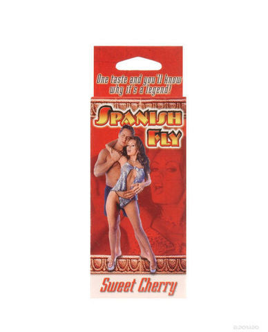 Spanish fly liquid - cherry 1 oz - Romance Keeper (1055288983595)