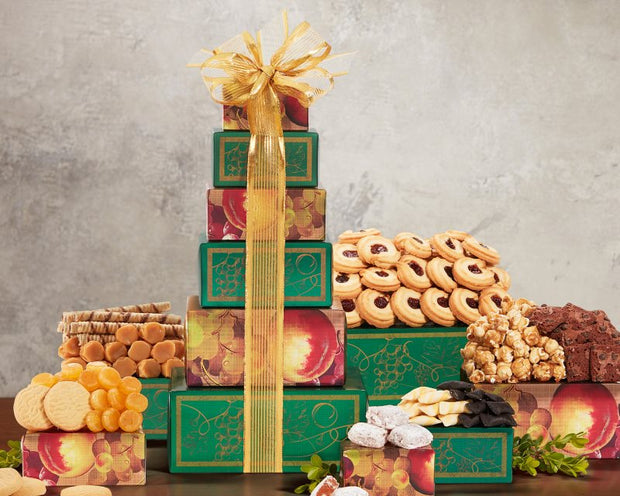 Tower of Sweets by Wine Country Gift Baskets (4750839939154)