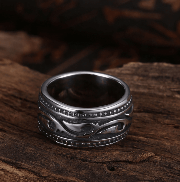 Men's Classic 925 Silver Ring - TheJewelryGeek