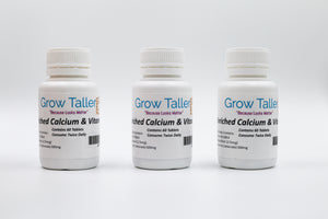 Grow Taller - G1 Growth Pills (1 Pack) - growtallerquick