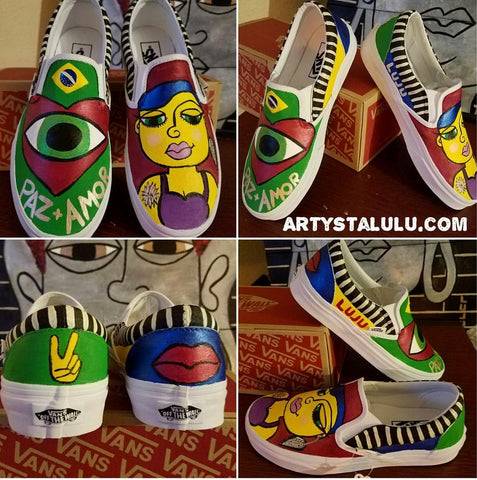 Artysta LuLu Official Kustom Kicks