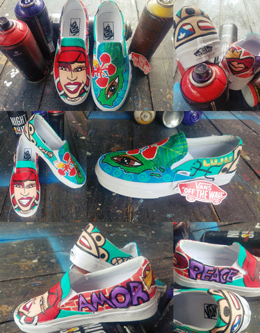Artysta LuLu Official Kicks