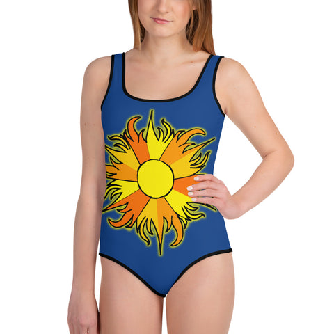 Sun and Moon Youth Swimsuit