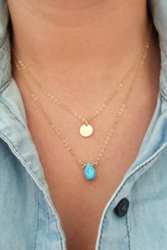 Eternity Necklace Set