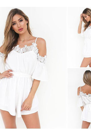 Greek Romper