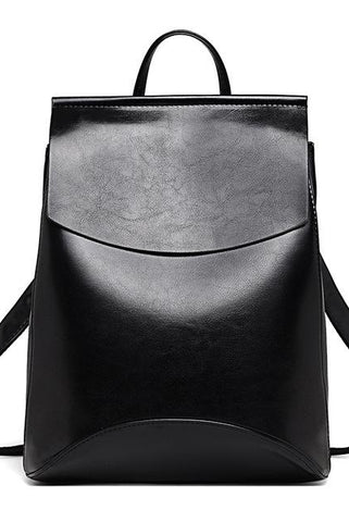 Ghosted Vegan Leather Bag