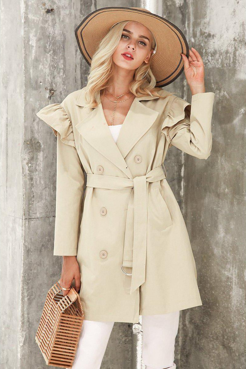 Nandy Trench Coat