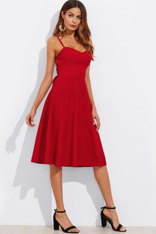 Red Hot Dress - missee