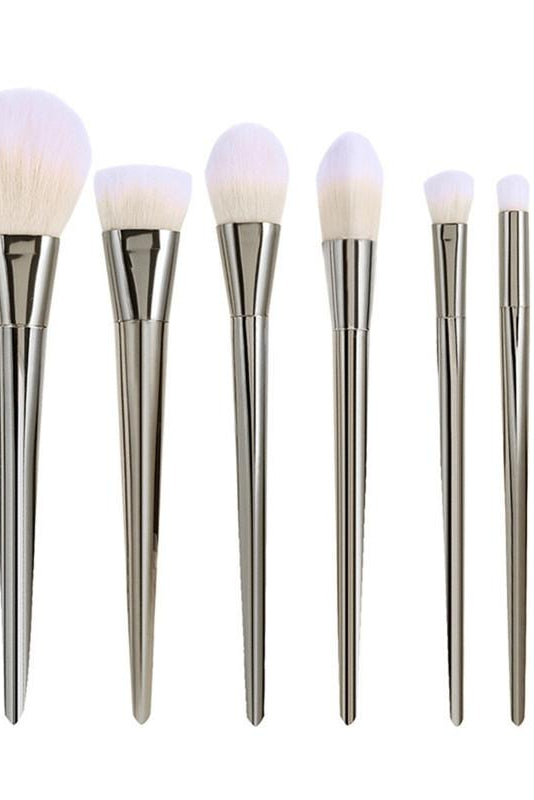 Missee Collection 7 Piece Makeup Brush Set