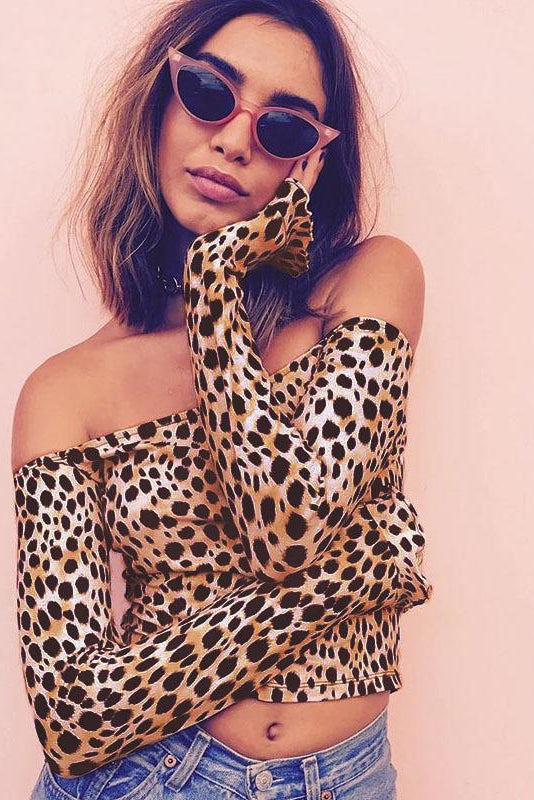 Cheetah Top