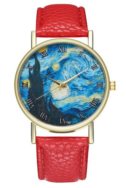 Artist Quartz Watch