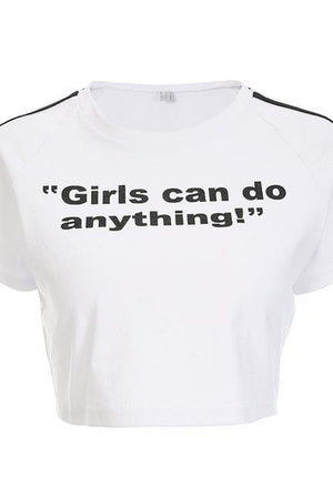 Girls Can Do Anything Top